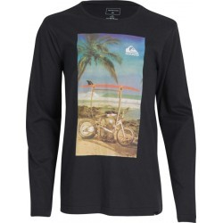 T SHIRT ML   QUIKSILVER T-SHIRT ML QUICKSILVER BALI