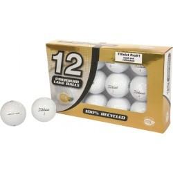 PGA TOUR 12 BALLES RECYCLEES PRO V1
