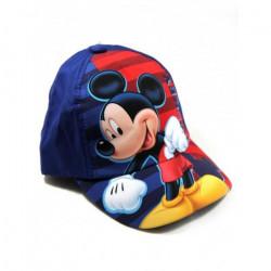 Casquette Enfant Mickey Mouse Taille 52 bleu