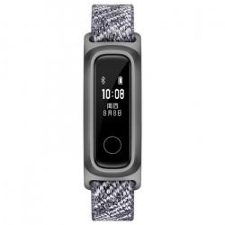 HONOR HONOR Band 5 Smart Bracelet Version basket-ball 0.95- BT 4.2 Montre de sport multifonction Gris