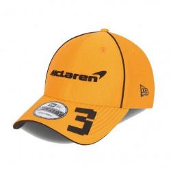 Casquette Enfant McLaren Daniel Ricciardo 9FIFTY F1 Team Officiel Formule 1 Racing Orange