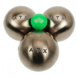 Boules de pétanque Atx *** competition 74mm - Obut - 710g