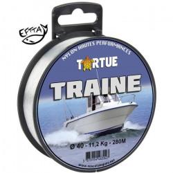 NYLON MER TORTUE TRAINE (280 - 40/100 - 11.2)