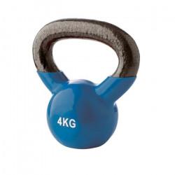 Kettlebell 4 Kg Bleu