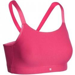 Brassiere CONFORT fitness femme rose