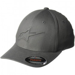 Alpinestars Ageless Emboss Casquette Homme, Gris, FR: L (Taille Fabricant: L)