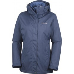 VESTE  femme COLUMBIA URBAN TREK INTERCHANGE JKT