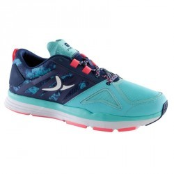 Chaussure fitness femme bleu et turquoise Energy 900