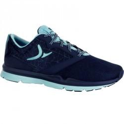Chaussure fitness cardio femme bleu Energy 500