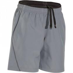 Short fitness garçon ENERGY gris