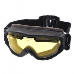 Masque de ski double écran Visor otg ecran jaune c1