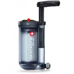 Katadyn Hiker Pro - Filtre à eau - noir/transparent