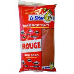 La Sirène X21 - Amorce - Rouge Pur Sang - 850 g