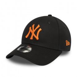 CASQUETTE - NEW ERA - 9FORTY NEW YORK YANKEES ENFANT noir