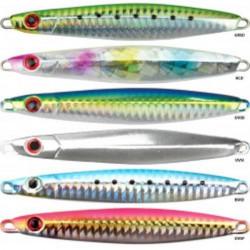Cuiller a jigger storm gomoku super jig 80g - 100g 100 11.5 a l'unité blue sardine bsrd