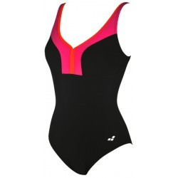 Maillot de bain Aquafitness  femme ARENA W RENEE WING BACK ONE PIECE