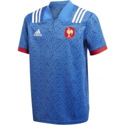 ADIDAS FFR MAILLOT HOME JR 18