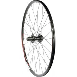 ROUES   BIKE ORIGINAL ROUE AR 26P DP DISC QR K7