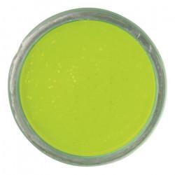 Berkley PowerBait - Sinking Glitter - Chartreuse - Pâte à Truite
