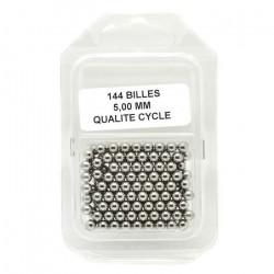 Boite de 144 billes acier - Diamètre 5,00 mm