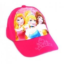 Casquette Princesse Taille 52 fille rose C