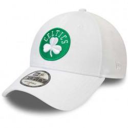 Casquette Celtics blanche et verte  12380823 Blanc