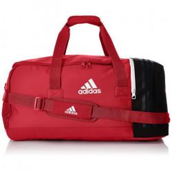 adidas - BS4739 - Sac de Sport - Mixte Adulte - Multicolore (rouge/noir) - M