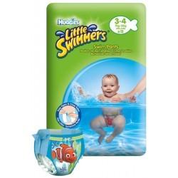 Couche Piscine  adulte HUGGIES Huggies Little Swimmers 3-4