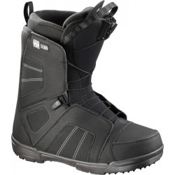 CHAUSSURES   SALOMON SNOW. BOOTS TITAN BLACK