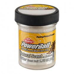 Berkley PowerBait - Glitter Anise - White - Pâte à Truite