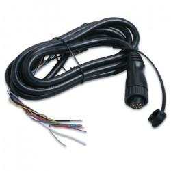 Câble d'alimentation et de données Garmin f - 400 et 500 - 010-10917-00-GAR