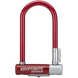 Kryptonite KryptoLok Mini 7 Antivol en U, merlot