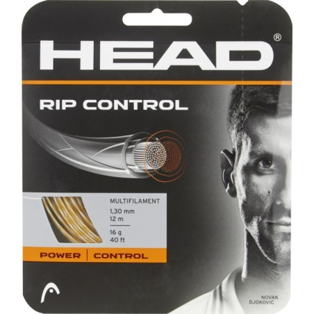CORDAGE   HEAD RIP CONTROL 16 NATUREL