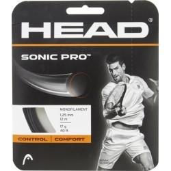 CORDAGE   HEAD SONIC PRO 17 NOIR