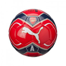 ARSENAL FAN BALL RGE - Ballon Football Arsenal Puma 5 Rouge