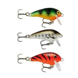 Équipement de pêche Leurres Rapala Mini Fat Rap 30mm 4 Gr