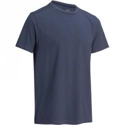 T-Shirt regular Gym & Pilates homme bleu marine