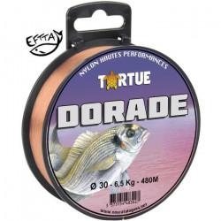 NYLON MER TORTUE DORADE (500 - 28/100 - 5.6)