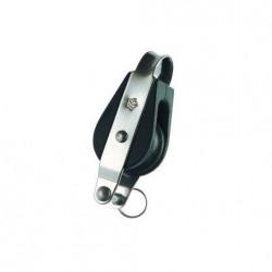 Poulie simple anneau ringot Modele 18mm