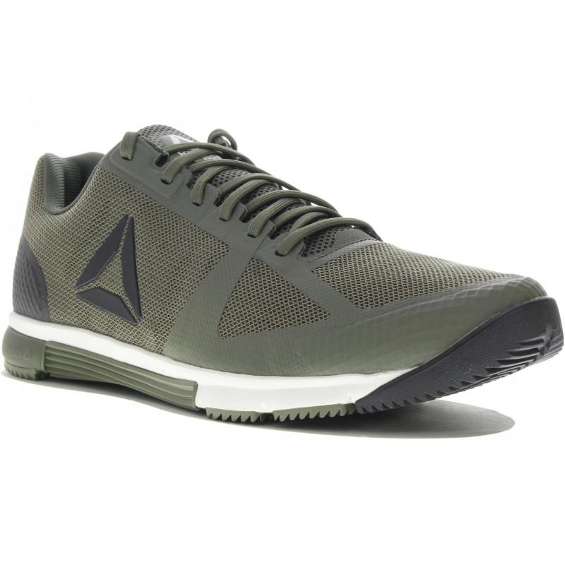 Reebok CrossFit Speed TR 2.0 M Chaussures homme avis test