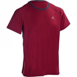 T-shirt fitness cardio homme bordeaux ENERGY