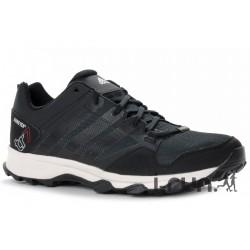 Chaussures running trail Adidas Kanadia 7 tr gore tex Gris