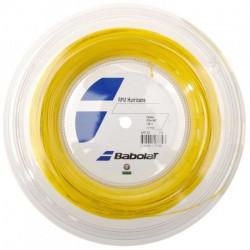 Bobine Babolat RPM Hurricane 200m - Couleur:Jaune Jauge:125