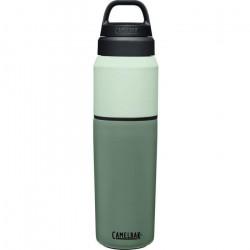 CamelBak flacon thermos MultiBev acier inoxydable vert 0,65/0,5 L 5 pièces