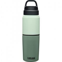 CamelBak flacon thermos MultiBev acier inoxydable vert 0,5/0,35 L 5 pièces
