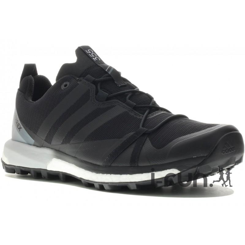 Avis / test - adidas Terrex Agravic Gore-Tex M Chaussures homme ...