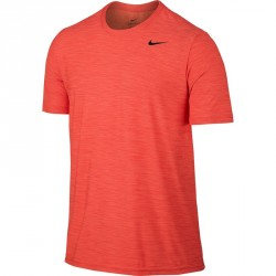 Tshirt fitness homme breathe orange