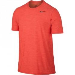 Tshirt fitness homme breathe orange