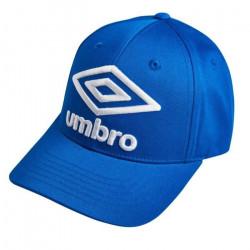 UMBRO Casquette Homme Uni - Bleu