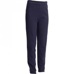 Pantalon chaud regular Gym garçon bleu marine Warm'y